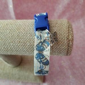 Boutique Jewelry - Butterfly Charm Bracelet